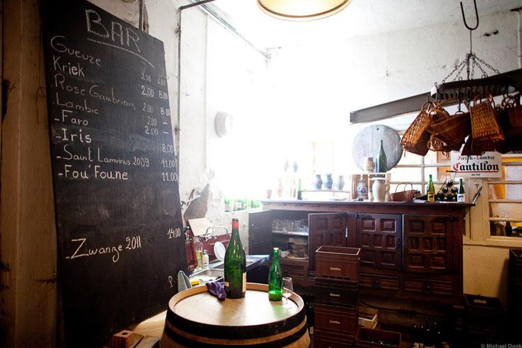 Brasserie Cantillon, Belgium