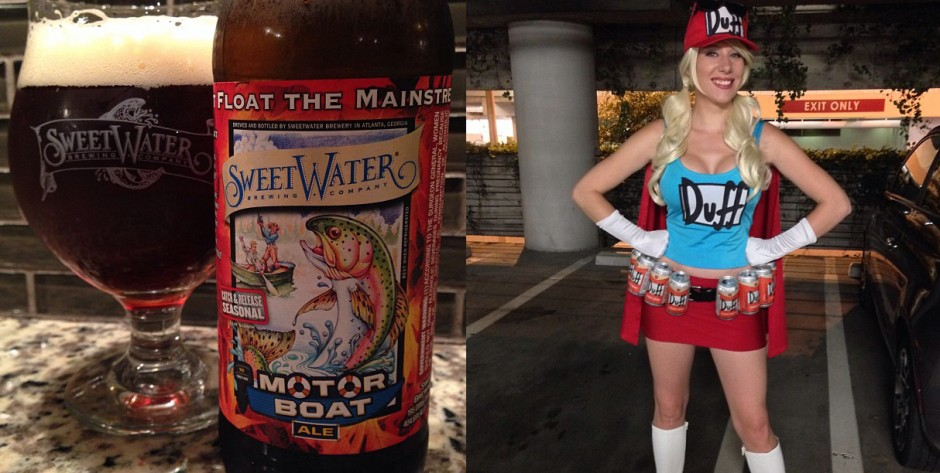 Instagram handle: Beer Street Journal's feed is rife with shots of beers, bourbons, and lots of other nerdy stuff like robots and babes in Duff Beer outfits… An uplifting literal manifestation of what it means to be a BEER. NERD.