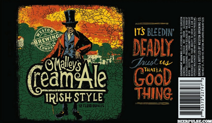 This O'Malley character looks like the Willy Wonka of beer.
