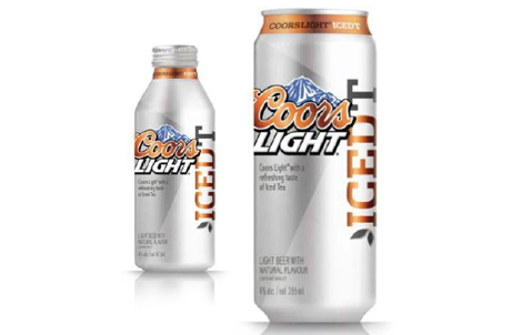 Coors Light Iced-T