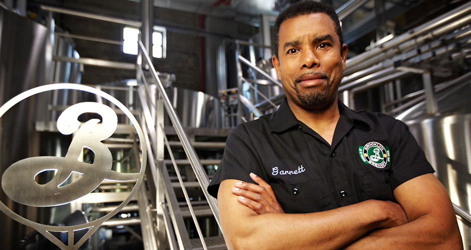 The 10 Beers That Made My Career: Garrett Oliver of Brooklyn Brewery - Pint of Bitter near Victoria Station (London, England)