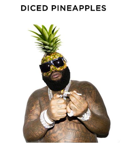 pineappleross