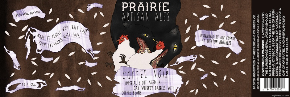 Meanwhile, Prairie proves it can still bring the flavor on its own, as well.