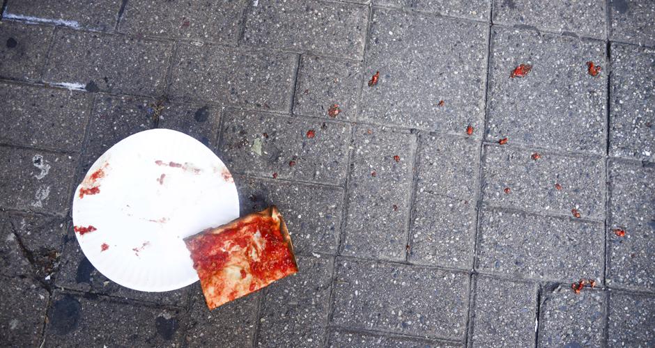Where: Rizzo's Pizza