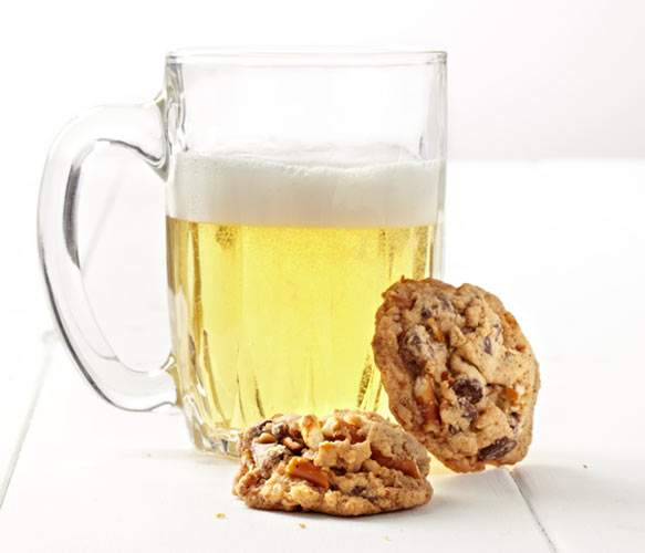 Enjoy with a cold pint of beer. (Photo: