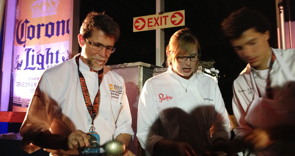 The one and only Rick Bayless!