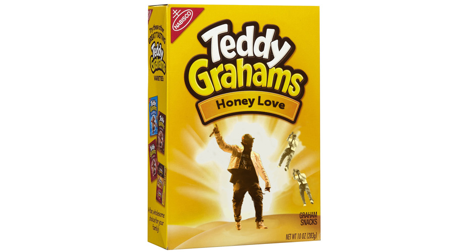 Why is this not a flavor of Teddy Grahams yet? (Source images via Getty Images)