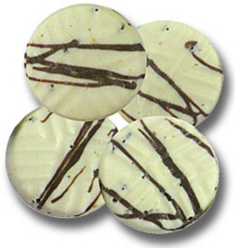 Why eat plain old chocolate wafers when you can eat chocolate wafers with real ants mixed in? Available at Bulk Candy Store. (Photo: Bulk Candy Store)