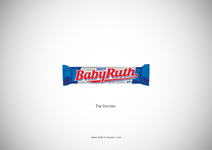 """Hey, mister? Are you hungry? I got a Baby Ruth."" (Photo:"