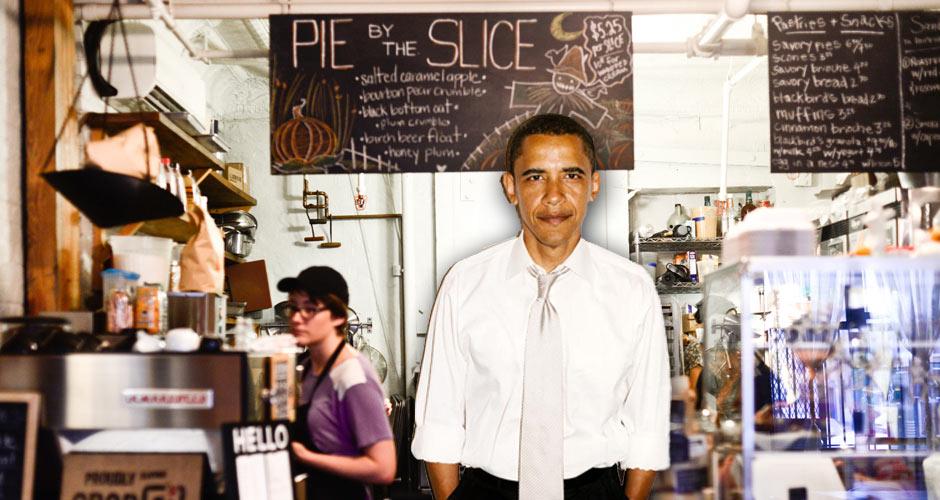 And, of course, a salted caramel apple pie at Four & Twenty Blackbirds. (Photo: Liz Barclay)