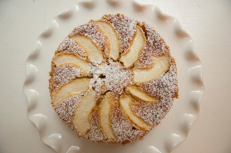 Rum Apple Cake. When you've found yourself with an overabundance of apples this fall, try them in this grown-up apple cake. It's rich and buttery, perfumed with rum, and chock full of tender bits of apple.  If you're feeling bold, up the decadence and top it with homemade rum-spiked whipped cream.