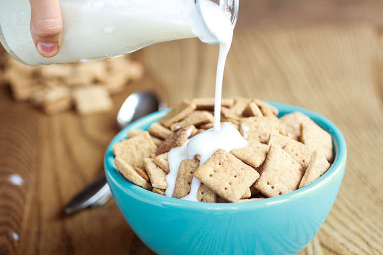 Homemade Cinnamon Toast Crunch. This little bit of breakfast Americana would fit right into a complete and patriotic Pawnee breakfast. Plus, Donna loves breakfast cereal, so the only logical thing to do is make your own.