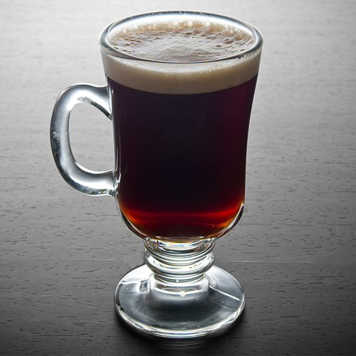 Irish Coffee. There is Irish Coffee, and then there is legendary mixologist and Liquor.com advisory board member Irish whiskey and freshly brewed coffee, but the real star is a brown sugar syrup. Warning: Once you taste DeGroff's version, you'll never be able to drink anybody else's.