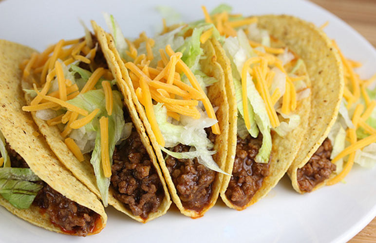 Lunch inspiration tacos first we feast for Taco bell fish tacos
