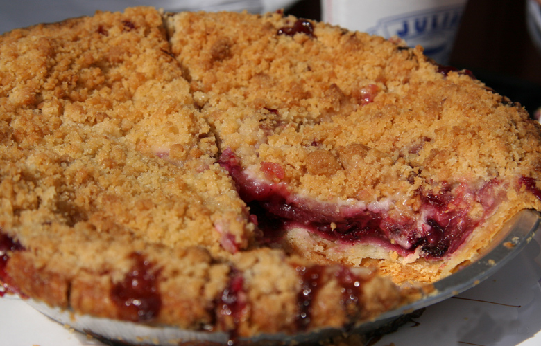 Berry Pie from Julian Pie Company in Julian and Santa Ysabel, CA. (Photo: