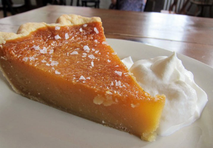 Salty Honey pie from Four & Twenty Blackbirds. (Photo: