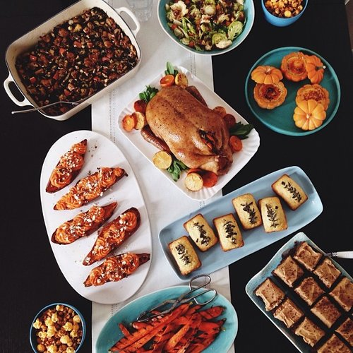 If you're really trying to impress the fam this year, head over to @spoonfrokbacon