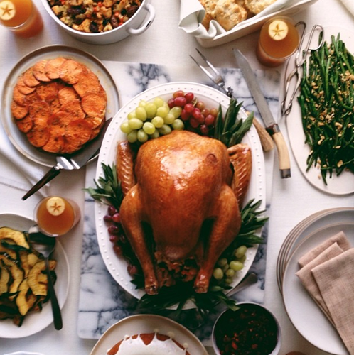 A look back at Turkey Day's finest photo. Photo:
