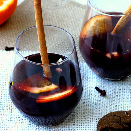 Glögg. The Scandinavians know a thing or two about keeping warm in freezing temperatures, and this traditional concoction is a staple in Nordic countries. It's a piping-hot mix of wine and