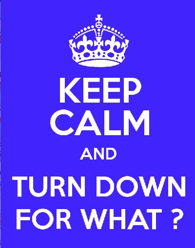 turndown