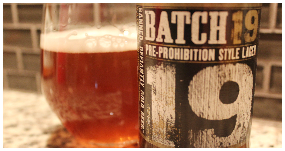 BATCH 19 LAGER Using recipes found nearly a century after being hidden away from the police in a broken basement pipe, Batch 19 aims to create pre-Prohibition lager as authentically as possible,Tastes: Hoppy with a balanced malt finish.Available at: Any bar in Manhattan. (Photo: Flickr)