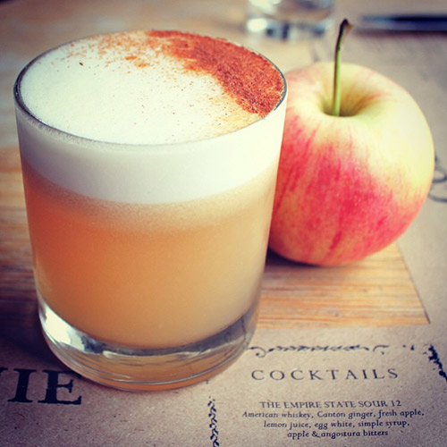 Behold the Empire State Sour at