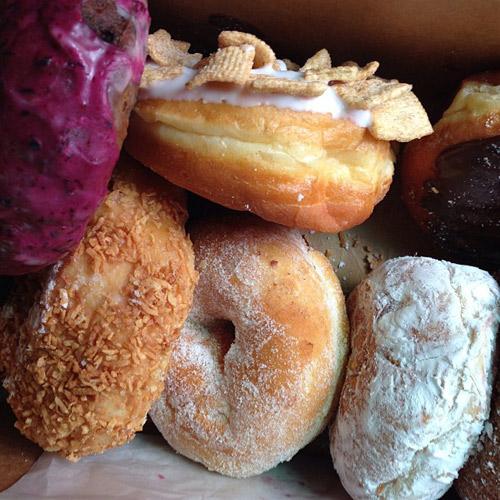 Golden Graham donut whaaa!? Photo:
