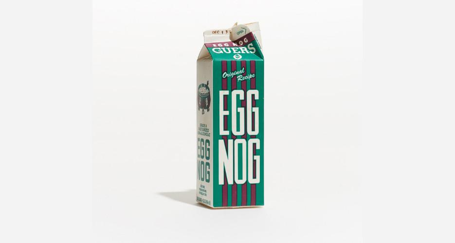Guers Dairy, Pottsville, Pennsylvania Photo: Eggnog Project