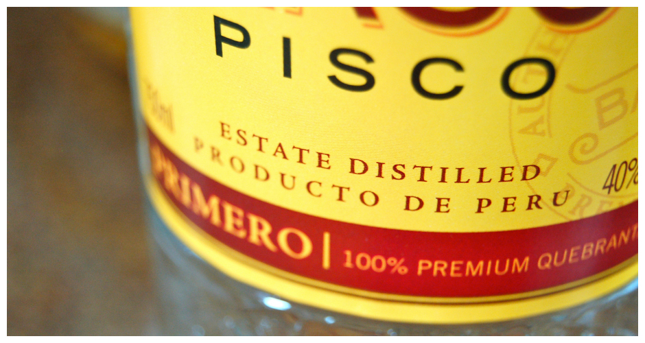 """BARSOL PISCO Pablo Neruda said it best: """"Pisco is a million years of sunshine in a single drop."""" This pre-Prohibition gem is making its comeback in cocktails. Tastes like: Grapes. Crisp, clean, and tangy.Available at: Total WIne.(Photo: Latina Wine Blogger)"""