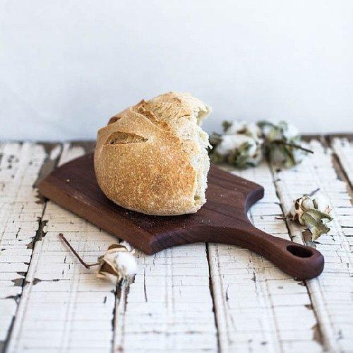 Bread, just bread. Photo: