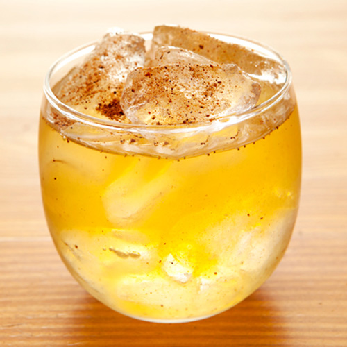 Classic Rum-Brandy Punch. Need a seasonal drink that will serve the whole family? Try this classic double-liquor punch from cocktail historian and Liquor.com advisory board member David Wondrich. It's a potent elixir, but it goes down easy and pairs especially well with traditional holiday fare from cookies to ham.