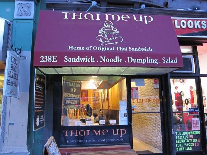 Thai Me UpEast Village, NYPhoto: VV Blogs