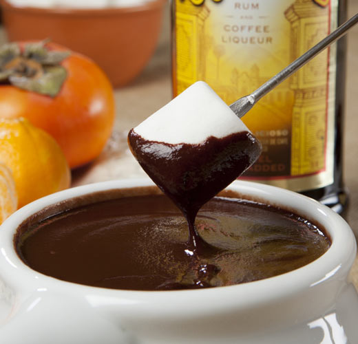 Dreamy chocolate fondue recipe (Photo: