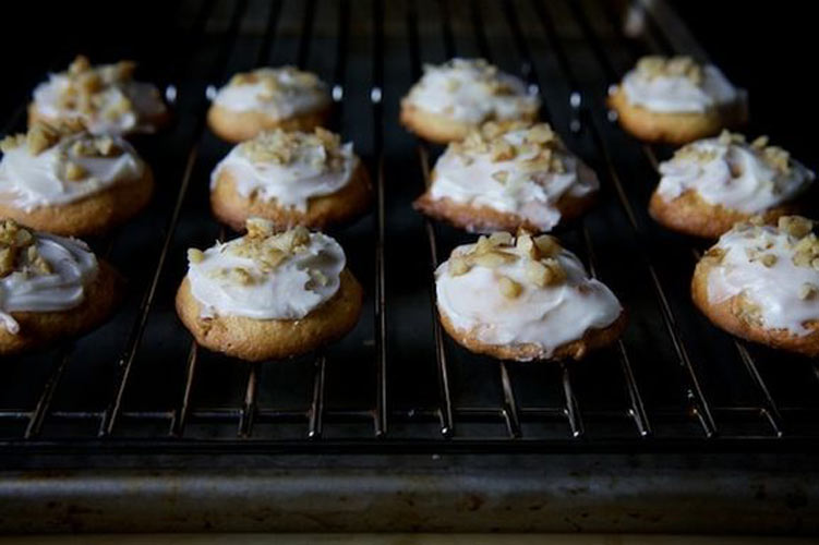 Old-Fashioned Sour Cream Cookies. The combination of these supple and light cookies with a sucker punch of sweet frosting is addictive.