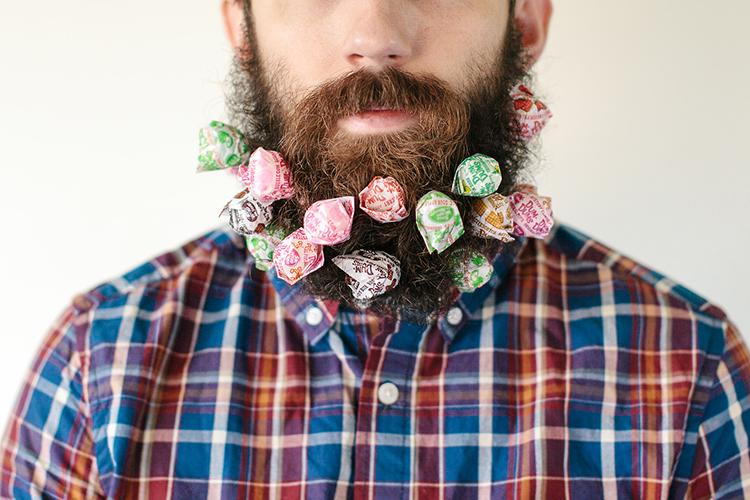 Beard and Suckers