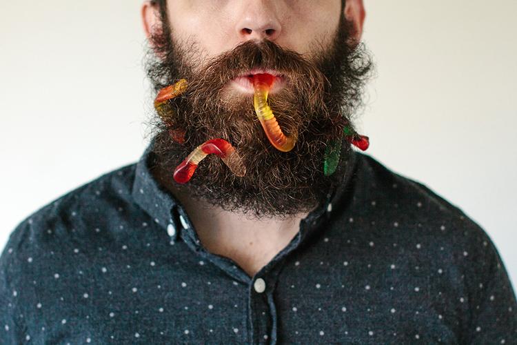Beard and Worms