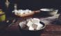 Spike hot chocolate with these  balsam fir marshmallows. Photo: @careynotcarrie