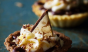 Snickers-filled tartlets? Yes, please. Photo: @bakersroyale_naomi