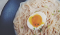 A soft boiled egg tops off an immaculate bowl of ramen. Photo: @posiehh