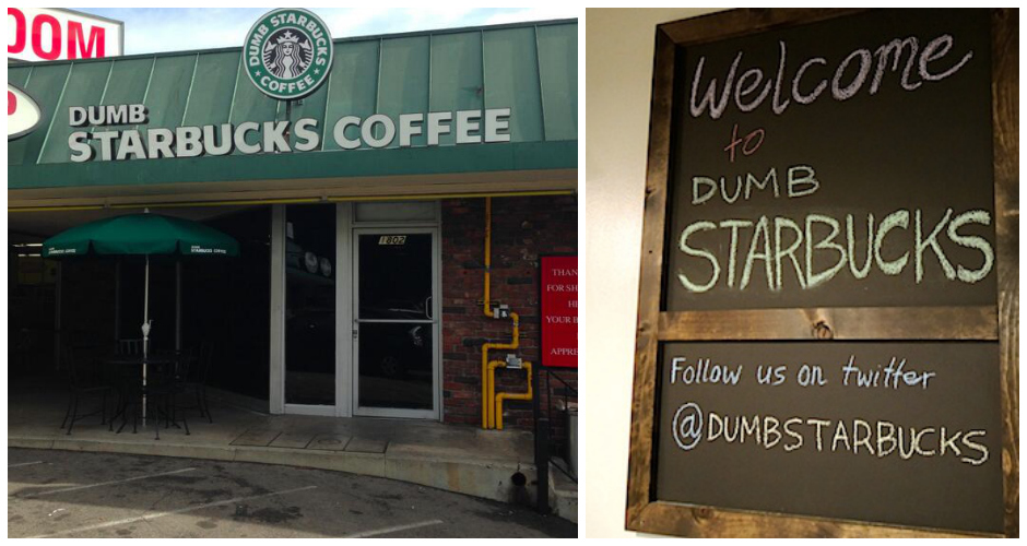 Photos: The Actor's Diet, Dumb Starbucks
