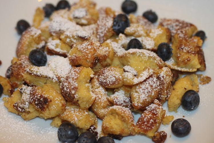 Austrian Kaiserschmarrn recipe (Photo: