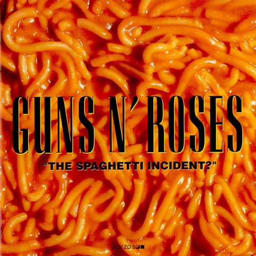 Artist: Guns n' Roses Album title: The Spaghetti Incident? (1993)Buy it here: