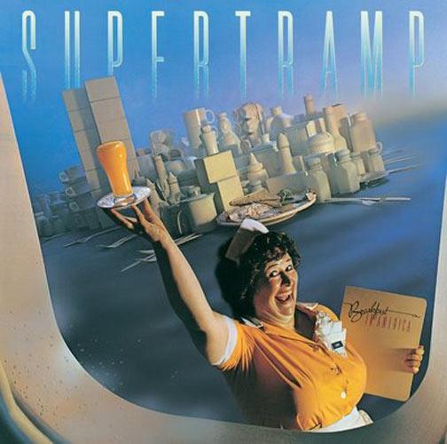 Artist: Supertramp Album title: Breakfast In America (1979)Buy it here: