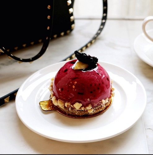 One of Lafayette's many gorgeous pastries. Photo: @mogis