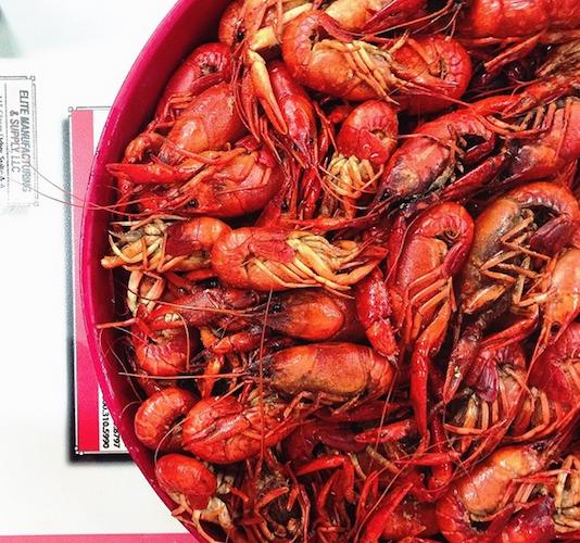 Louisiana's finest. Photo: @ashrod