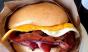 Egg Slut in Los Angeles makes a mean bacon, egg, and cheese sandwich.   Photo: @daaaaavis