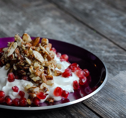 If only granola always looked this appetizing. Photo: @lisevonkrogh