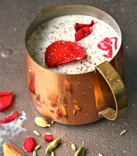 what to eat and drink during holi india s festival of colors