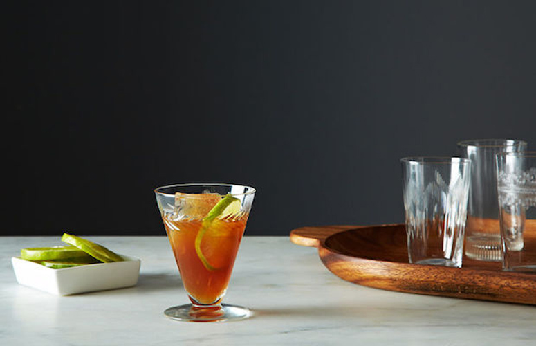 Rum Punch. This is basic, boozy, and the only punch recipe you'll ever need. Five ingredients, zero hassle. The only art is deciding how to tweak it.