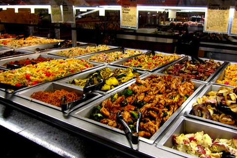 What To Do Self Service Buffet Style Restaurants That Have Everything Pre Made End Up Tossing A Ton Of Food Every Day Often They Don T Even Wait Until